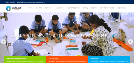 Indrayani International School