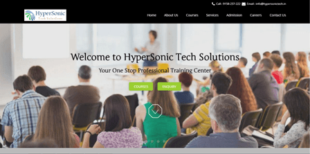 Hypersonic Tech Solutions